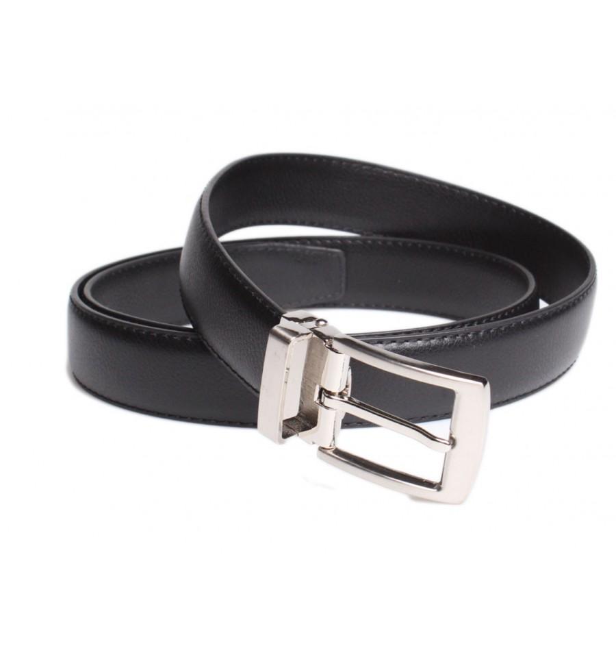 ceinture large pour femme en cro te de cuir avec une. Black Bedroom Furniture Sets. Home Design Ideas