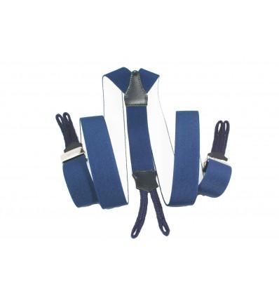 """Bretelle elastique épais large """"Y"""" à 3 branches fabrication française"""